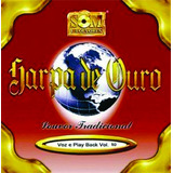 Cd Harpa De Ouro   Vol  10   Voz E Playback [original]